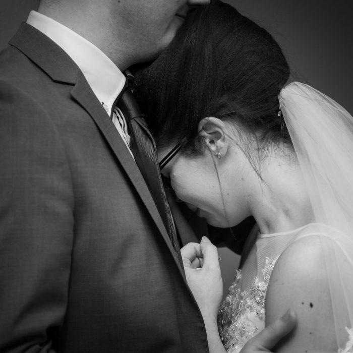 Huwelijksfotograaf te Zingem voor Julie & Jan