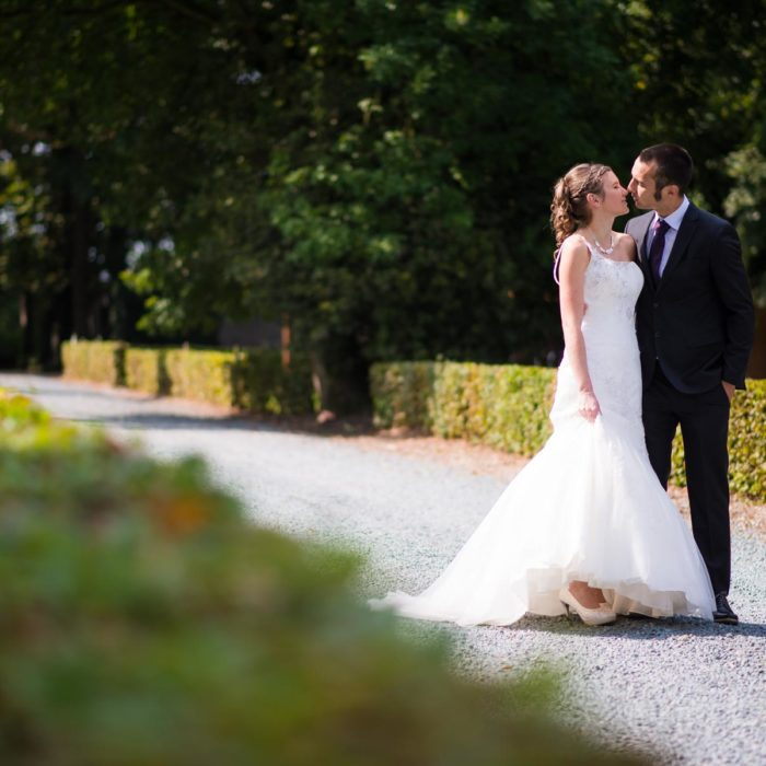 Huwelijksfotograaf Antwerpen voor Nathalie & Jordy