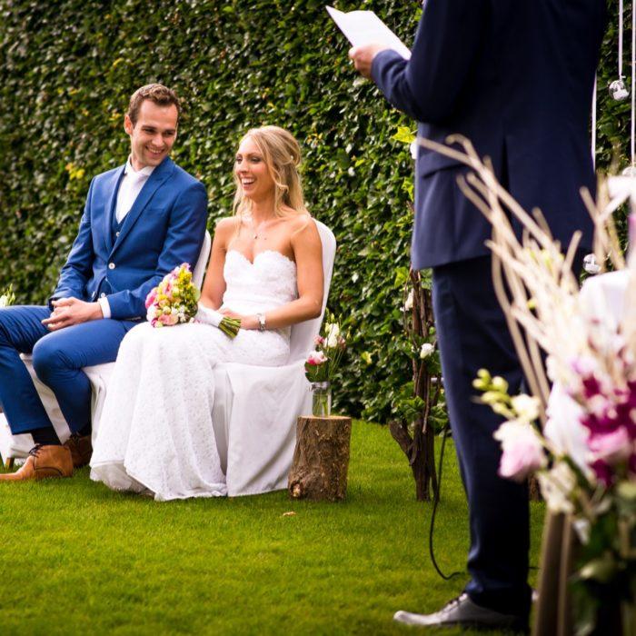 Huwelijksfotograaf Antwerpen voor Sophie & Dries