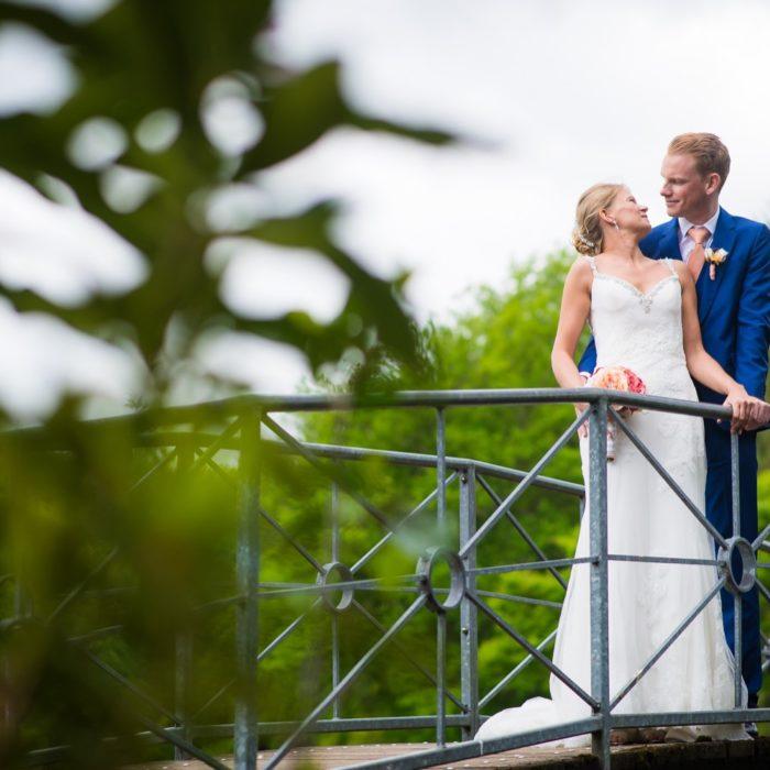 Huwelijksfotograaf Antwerpen voor Laura & Kristof