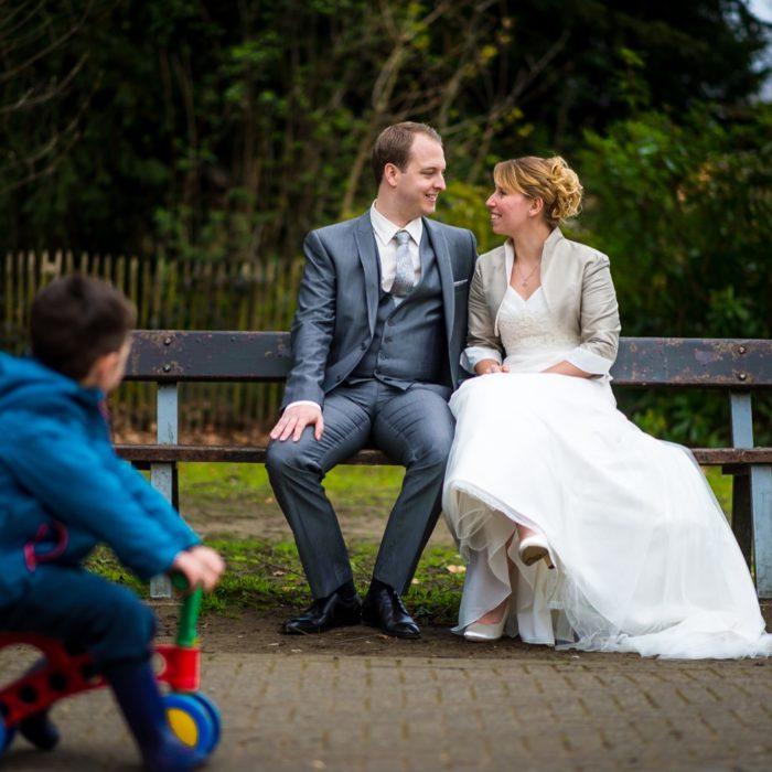 Huwelijksfotograaf Antwerpen voor Lynn & Kevin
