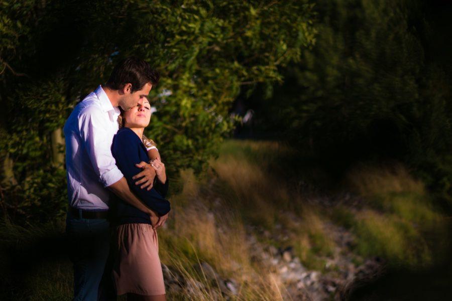 Verlovings shoot voor Sophie & Dries