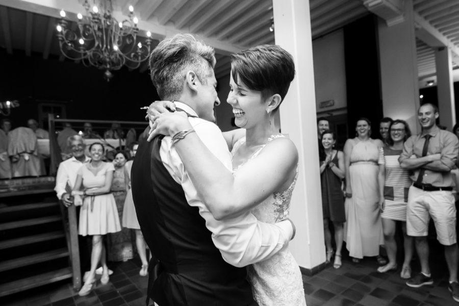 Huwelijksfotograaf Antwerpen voor Kim & Dennis