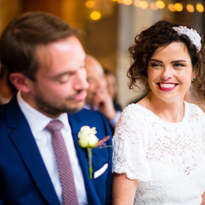 Huwelijksfotograaf Mechelen voor Mairead & Ward